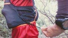 Dynafit Alpine Running Vest: Ajustando las cintas laterales de la Dynafit Alpine Alpine Running Vest