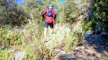 Dynafit Alpine Running Vest: La Dynafit Alpine Running Vest aguantando el paso de los kilómetros