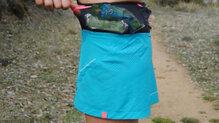 Dynafit Ultra 2in1 Skirt: Dynafit Ultra 2in1 Skirt: Buenos bolsillos para llevar lo mínimo