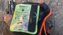 Dynafit Ultra Pro 15: Dynafit Ultra Pro 15L:  detalle del bolsillo interior estanco