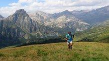 La mochila Dynafit Vertical 4 permite experimentar el placer de perderse en la montaña con buen material.