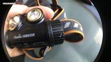 Fenix HM65R: Después de una caida de 2m, impecable