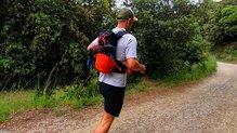 Ferrino Dry Run 12: Ferrino Dry Run 12, primeros paseos.