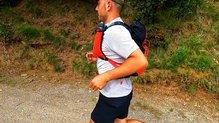 Ferrino Dry Run 12: La Ferrino Dry Run 12 no molesta el braceo.