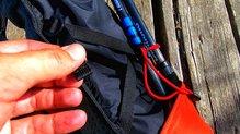 Ferrino Dry Run 12: Ferrino Dry Run 12, cinta para contener la carga.