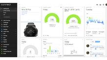 Garmin Fenix 5X Plus: La pagina web es totalmente personalizable