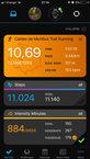Garmin Fenix 5X Plus: La App funciona a la perfección y ofrece mucha información al usuario