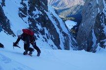 Garmin Fenix 5X Plus: Nos llevamos el Garmin Fenix 5X Plus a la Canal de L'Ordiguer para ver cómo funciona para alpinismo