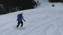 Garmin Fenix 5X Plus: Con el Garmin Fenix 5X Plus también hemos ido hacer esquí de montaña
