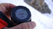 Garmin Fenix 5X Plus: El GPS se volvio loco dentro de la canal