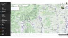 Garmin Fenix 5X Plus: El heatmaps para conocer las rutas más utilzadas en la zona