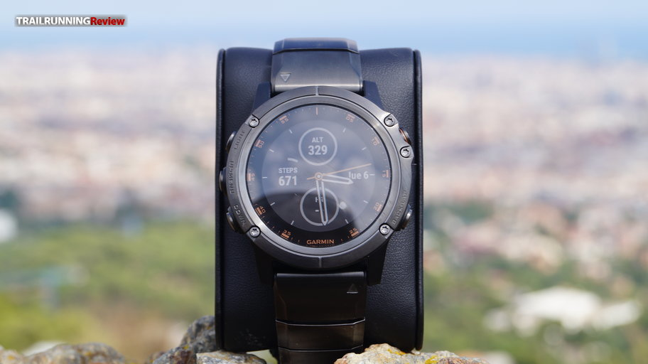 Garmin Fenix 5x Plus Trailrunningreview Com