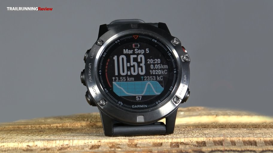 Garmin Fenix 3 Hr Vs Garmin Fenix 5x Trailrunningreview Com