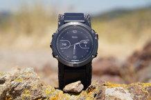 Frontal de Relojes: Garmin - Fenix 5