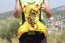 Frontal de Mochilas: Grivel - Mountain Runner Light