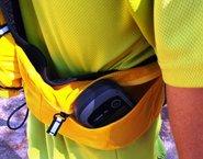 Grivel Mountain Runner Light - situación de la carga de los bolsillos laterales