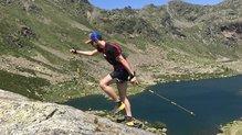 Grivel Trail 3: La punta de los Grivel Trail 3 se clava incluso en rocas