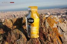 Frontal de Geles energéticos: Gu Energy - Roctane Energy Gel (no caffeine)
