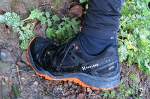 Haglöfs Gram Gravel GT: Las zapatillas Haglöfs Gram Gravel GT son unas zapatillas sobrias, bien acabadas pero sin demasiados alardes técnicos.