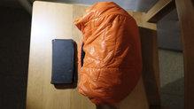 Helly Hansen Lifaloft Hooded Insulator Jacket: Se puede plegar bastante bien y con rapidez