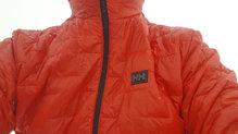 Helly Hansen Lifaloft Hooded Insulator Jacket: No se ha mojada nada con nieve