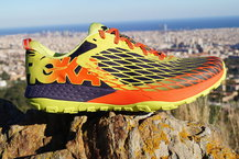 Frontal de Calzado: Hoka One One - Speed Instinct
