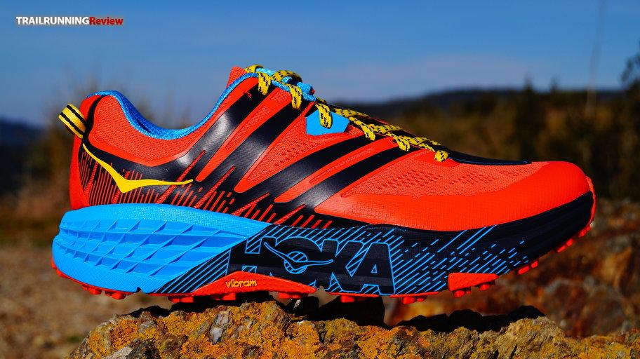 Hoka One One Speedgoat 3 | Trail Running
