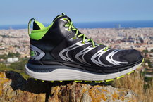 Frontal de Calzado: Hoka One One - Tor Speed 2 Mid WP