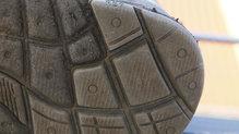 Icebug Newrun RB9 GTX: La durabilidad de la suela se ve afectada cuando el terreno se vuelve más técnico