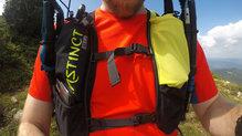 Instinct PX Trail Vest: Instinct PX Trail Vest: primersa sensación extraña