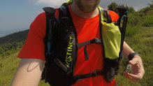 Instinct PX Trail Vest: Instinct PX Trail Vest: 2 bolsillos para softflask
