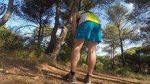 Instinct PX Trail Vest: Instinct PX TrailVest: evitras desgaste de ir rzoando con ramas