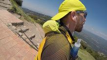 Instinct PX Trail Vest: Instinct PX Trail Vest: bolsillo superior choca con visera de gorra al reves