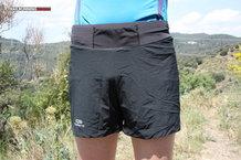 Frontal de Pantalones cortos: Kalenji - Baggy Kiprace Trail