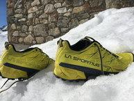 La Sportiva Akyra: La Sportiva Akyra: es capaz de secarse en pocos minutos