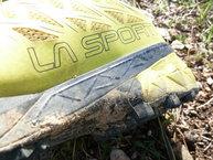 La Sportiva Akyra: La Sportiva Akyra: el Estabilizer consigue que sea una zapatilla muy noble ante situaciones limite