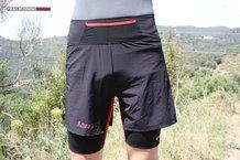Frontal de Pantalones cortos: Land - Trail Pant Two