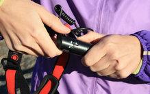 Ledlenser H8R: Cambiar la bateria del Led Lenser H8R es muy fácil