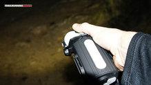 Ledlenser XEO 19 R: Led Lenser XEO 19R: Montado a modo de linterna