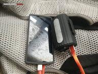Ledlenser XEO 19 R: Led Lenser XEO 19R: Permite cargar el teléfono o cualquier dispositivo USB