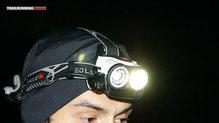 Ledlenser XEO 19 R: Led Lenser XEO 19R: Podemos usar solo el foco izquierdo