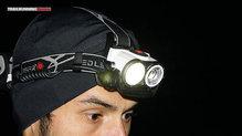 Ledlenser XEO 19 R: Led Lenser XEO 19R: Podemos usar solo el foco derecho