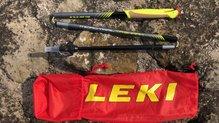 Leki Micro Trail TA Shark: Los Leki Micro Trail TA Shark vienen con una funda para el almacenado y o transporte