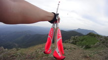 Leki Micro Trail: Leki Micro Trail, bastones de carbono ligeros.