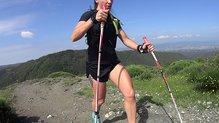 Leki Micro Trail: Leki Micro Trail, su particularidad es su sistema de anclaje de la empuñadura.