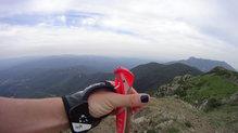Leki Micro Trail: Leki Micro Trail, sistema de fijación de las dragoneras.
