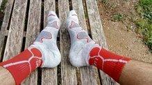 Lurbel Espidium: Lurbel Espidium - primeras sensaciones sin calzado muy buenas