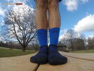 Lurbel Gravity: Visión frontal de ambos pies