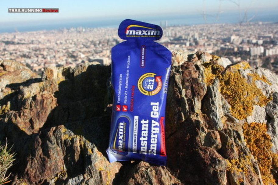 Maxim Energy Gel 33g Trailrunningreview Com