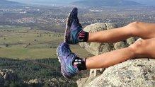 Merrell Agility Peak Flex: Merrell Agility Peak Flex: anchura máxima en los dedos, como si no llevaras nada